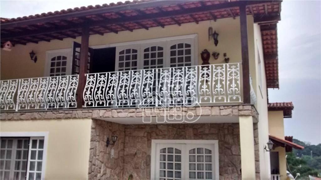 Casa residencial à venda, Largo da Batalha, Niterói.