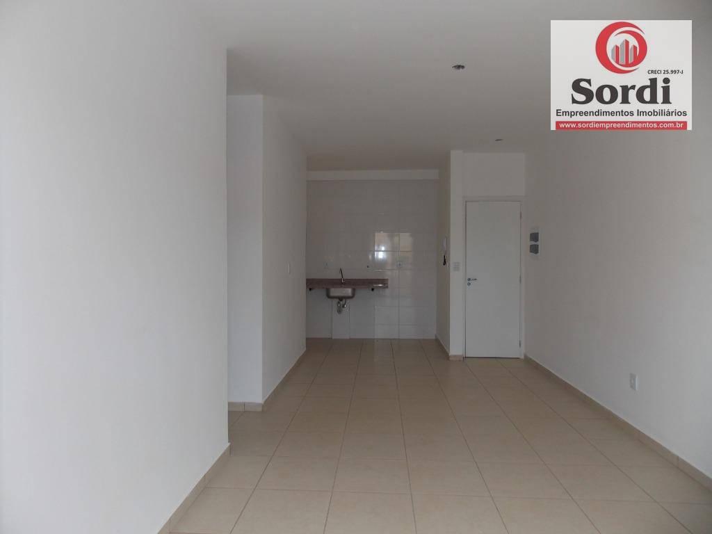 Apartamento à venda, 66 m² por R$ 190.000,00 - Parque Industrial Lagoinha - Ribeirão Preto/SP
