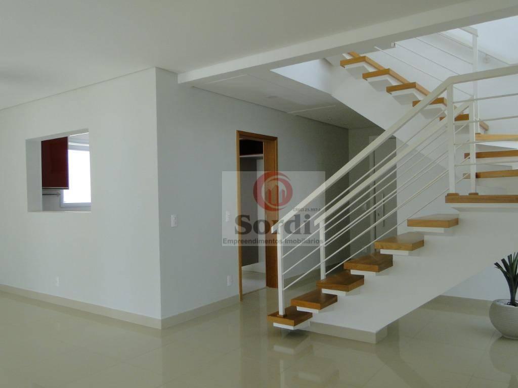 Sobrado com 3 dormitórios à venda, 189 m² por R$ 860.000,00 - Guaporé - Ribeirão Preto/SP