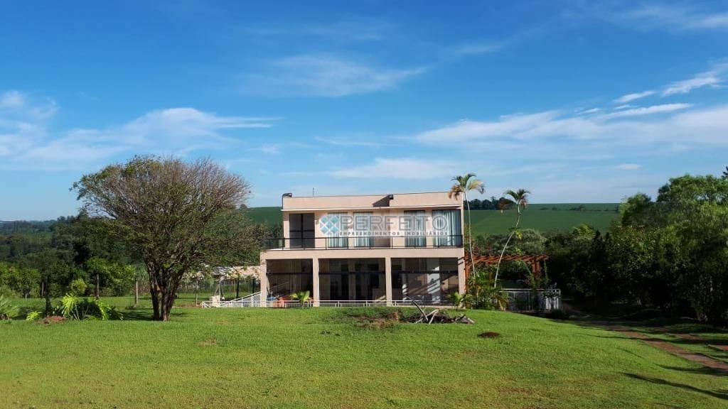 Casa com 3 dormitórios à venda na Estância Cabral, em Cambé, 400 m² por R$ 1.000.000