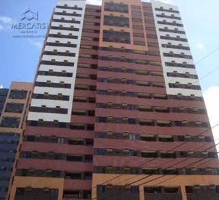 Apartamento à venda | Edifício Cervantes | Complexo Parque Del Sol | Bairro Cidade dos Funcionários | Fortaleza (CE) -
