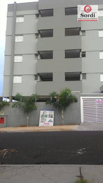 Apartamento residencial à venda, Nova Ribeirânia, Ribeirão Preto.