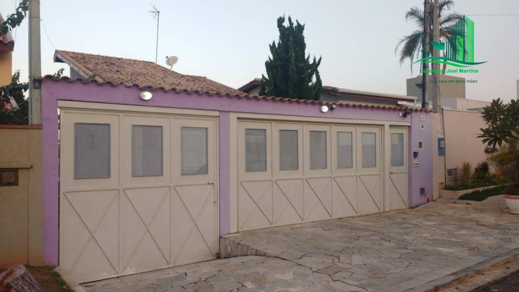 Casa à venda, 253 m² por R$ 580.000,00 - Giardino D  Itália - Itatiba/SP