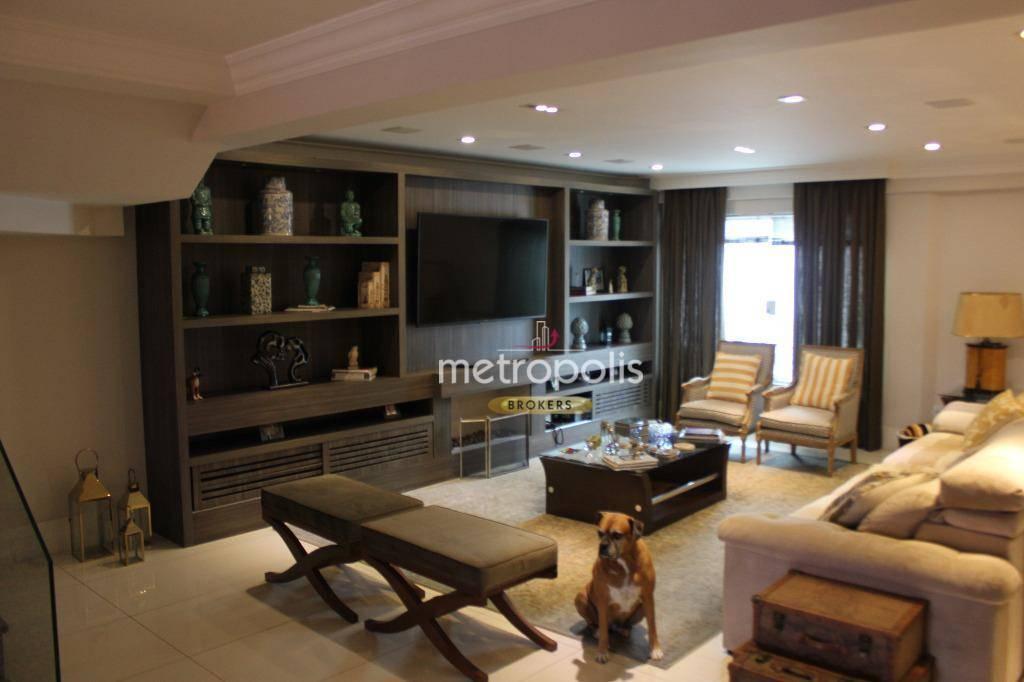 Sobrado com 4 dormitórios à venda por R$ 1.400.000 - Olímpico - São Caetano do Sul/SP