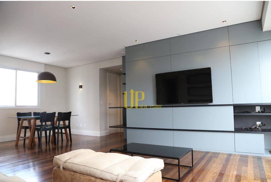 Apartamento com 3 dormitórios à venda, 96 m² por R$ 2.000.000 - Itaim Bibi - São Paulo/SP