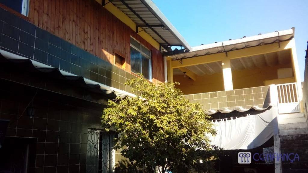 Casa com 2 dormitórios à venda, 160 m² por R$ 235.000 - Oswaldo Cruz - Rio de Janeiro/RJ
