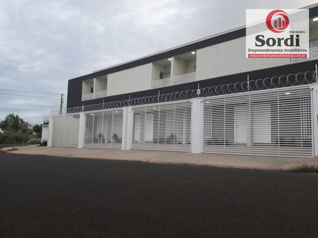 Apartamento residencial à venda, Residencial e Comercial Palmares, Ribeirão Preto.