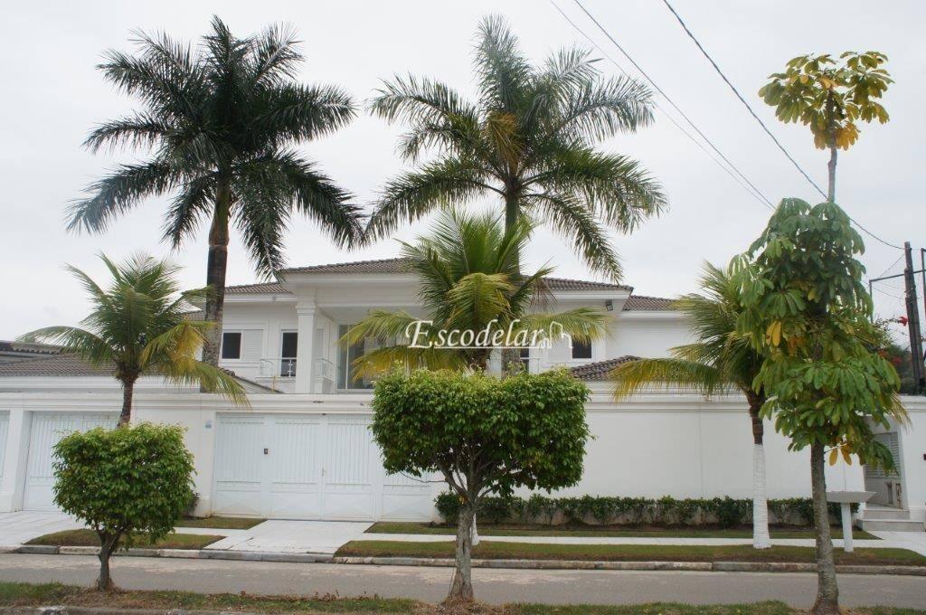 Sobrado residencial para locação, Jardim Virginia, Guarujá.