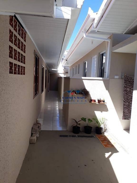 Kitnet com 1 dormitório para alugar, 30 m² por R$ 700/mês - Bairro Alto - Curitiba/PR