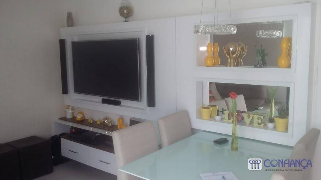 Casa com 2 dormitórios à venda, 100 m² por R$ 450.000 - Campo Grande - Rio de Janeiro/RJ