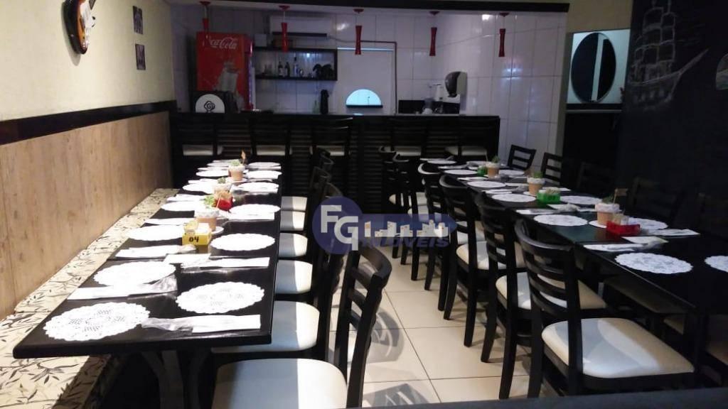 Ponto comercial de Restaurante a venda - Rebouças, Curitiba/