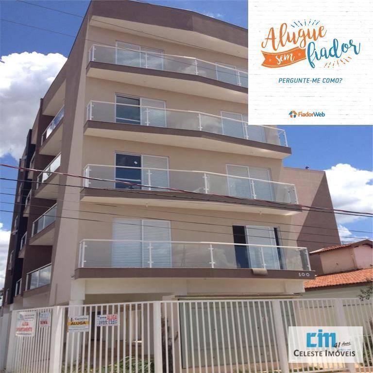 Alugue sem fiador, Apartamento  residencial para locação, Jardim Bela Vista, Boituva - AP0003.