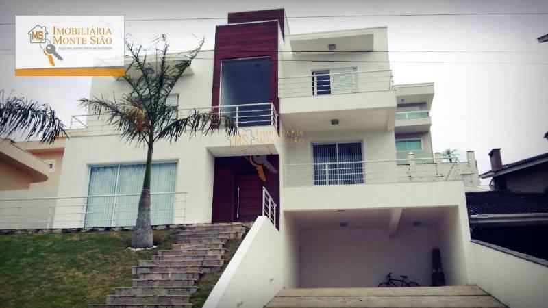 Casa com 4 dormitórios, 300 m²- Condomínio Arujá Hills III, Arujá/SP