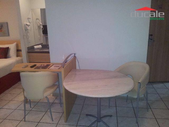 Apart Hotel - Camburi 1 quarto  à venda, Jardim da Penha, Vi
