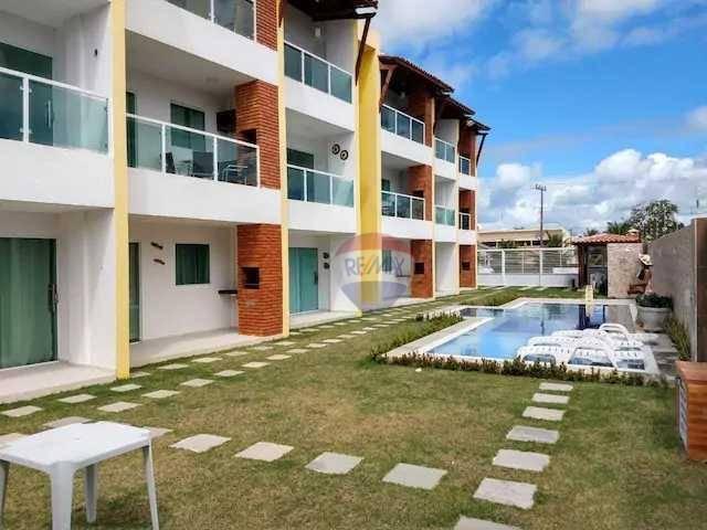 Apartamento com 2 dormitórios à venda, 25 m² por R$ 300.000,00 - Centro - Tamandaré/PE
