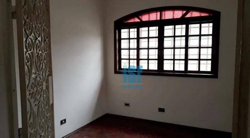 Casa com 3 dormitórios para alugar, 120 m² por R$ 1.800,00/mês - Adalgisa - Osasco/SP