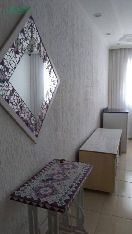 Apartamento residencial à venda, Gopoúva, Guarulhos.