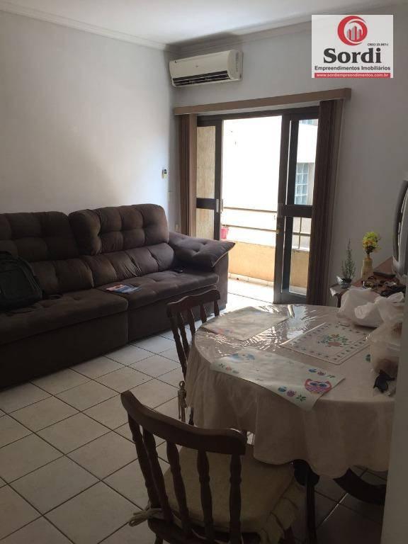 Apartamento residencial à venda, Residencial Flórida, Ribeirão Preto.