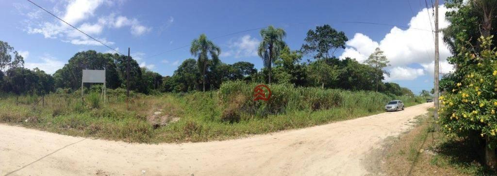 Terreno à venda, 307 m² por R$ 175.700 - Pontal - Itapoá/Santa Catarina