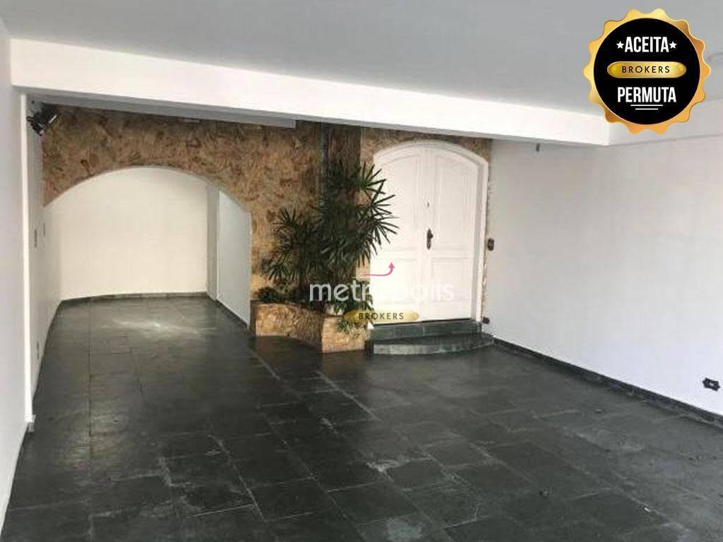 Sobrado à venda, 460 m² por R$ 1.170.000,00 - São José - São Caetano do Sul/SP