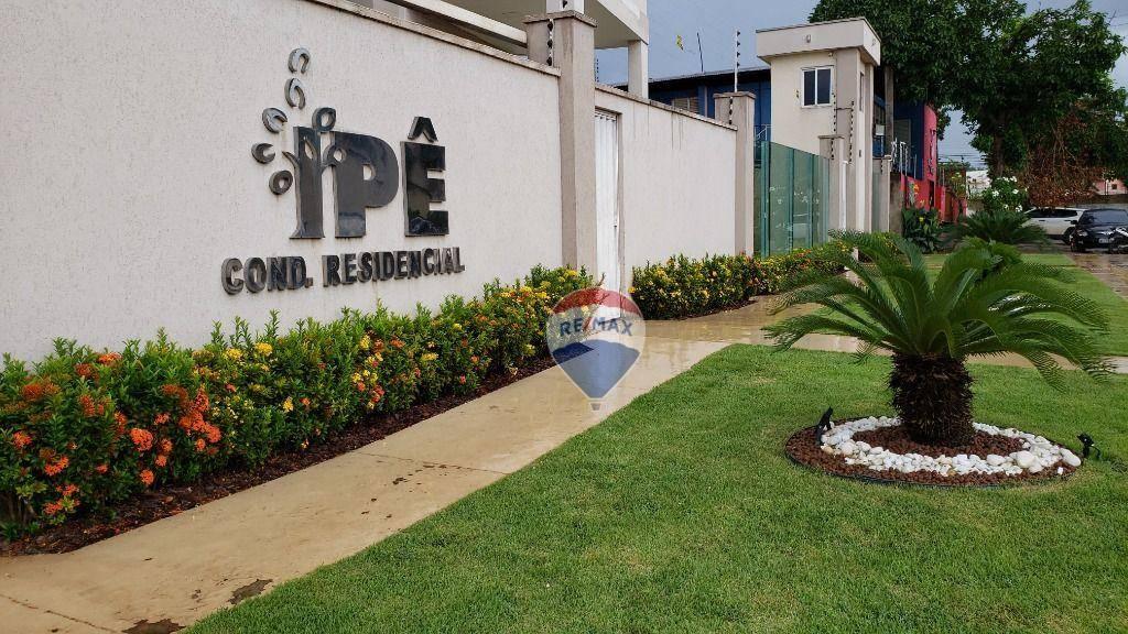 Apartamento com 3 dormitórios para alugar, 72 m² por R$ 1.400,00/mês - Nova Porto Velho - Porto Velho/RO