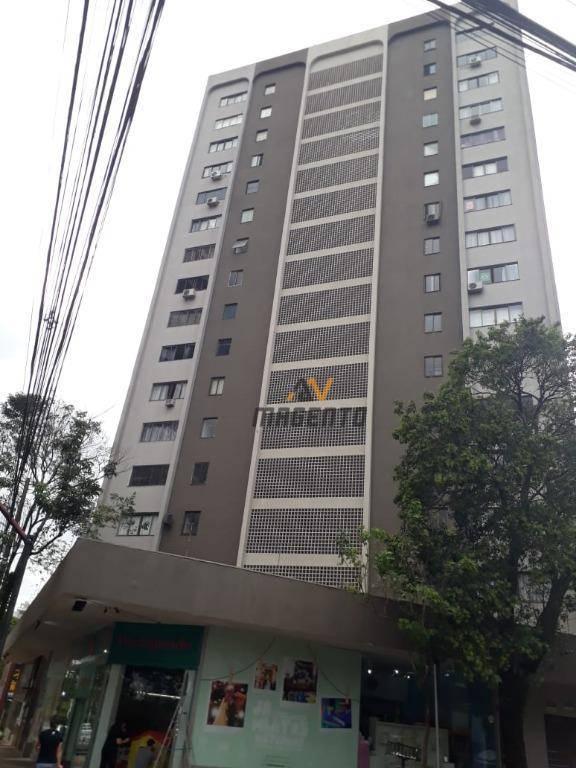 Apartamento Duplex com 5 dormitórios à venda, 232 m² por R$ 550.000 - Centro - Cascavel/PR