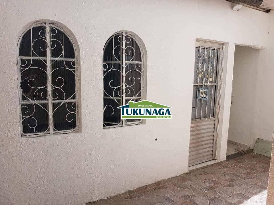 Casa com 1 dormitório para alugar por R$ 680,00/mês - Parque Continental I - Guarulhos/SP