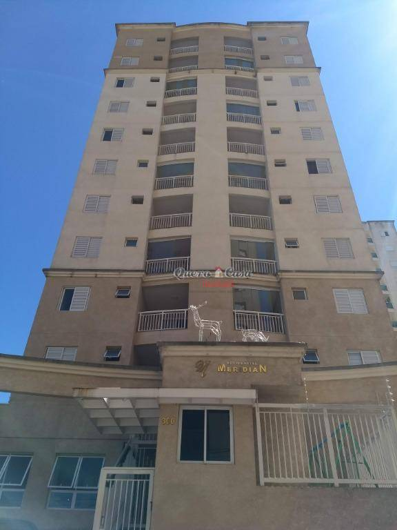 Apartamento com 3 dormitórios à venda, 69 m² por R$ 316.000
