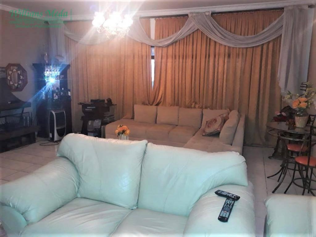 Sobrado com 4 dormitórios à venda, 350 m² por R$ 950.000 - Vila Rosália - Guarulhos/SP