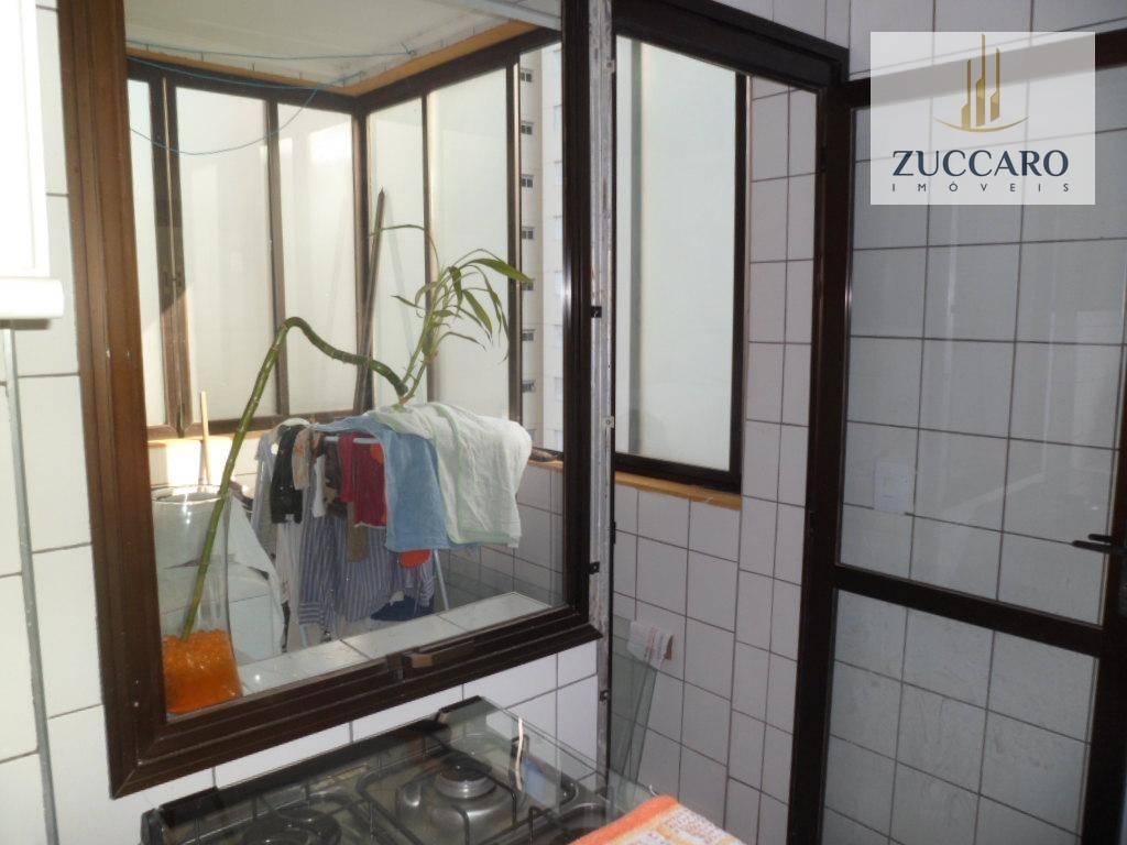 Apartamento de 2 dormitórios à venda em Vila Santo Antônio, Guarulhos - SP