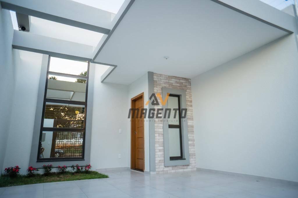 Casa à venda, 98 m² por R$ 320.000 - Santo Onofre - Cascavel/PR