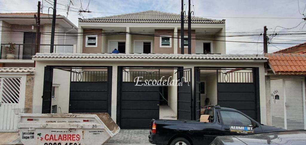 Sobrado com 3 dormitórios à venda, 130 m² por R$ 590.000 - Tucuruvi - São Paulo/SP