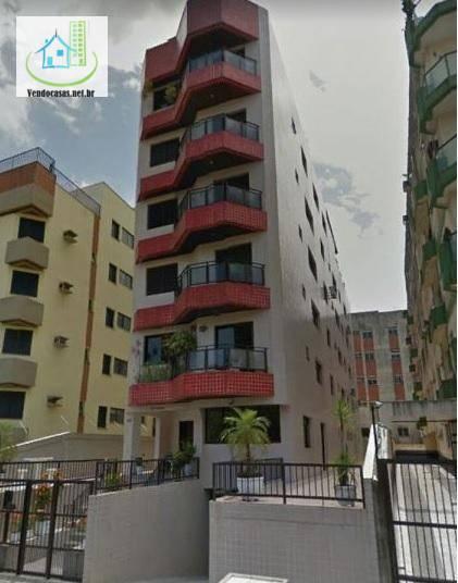 Apartamento com 2 dormitórios à venda, 80 m² por R$ 290.000 - Parque Enseada - Guarujá/SP
