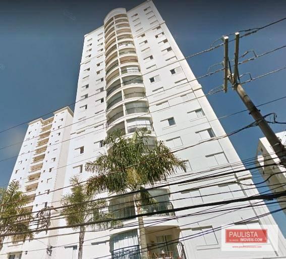 Apartamento com 2 dormitórios à venda, 60 m² por R$ 689.000 - Campo Belo - São Paulo/SP