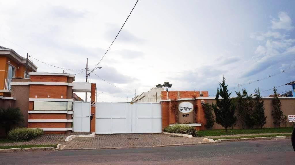 Sobrado residencial, Umbará, Curitiba.