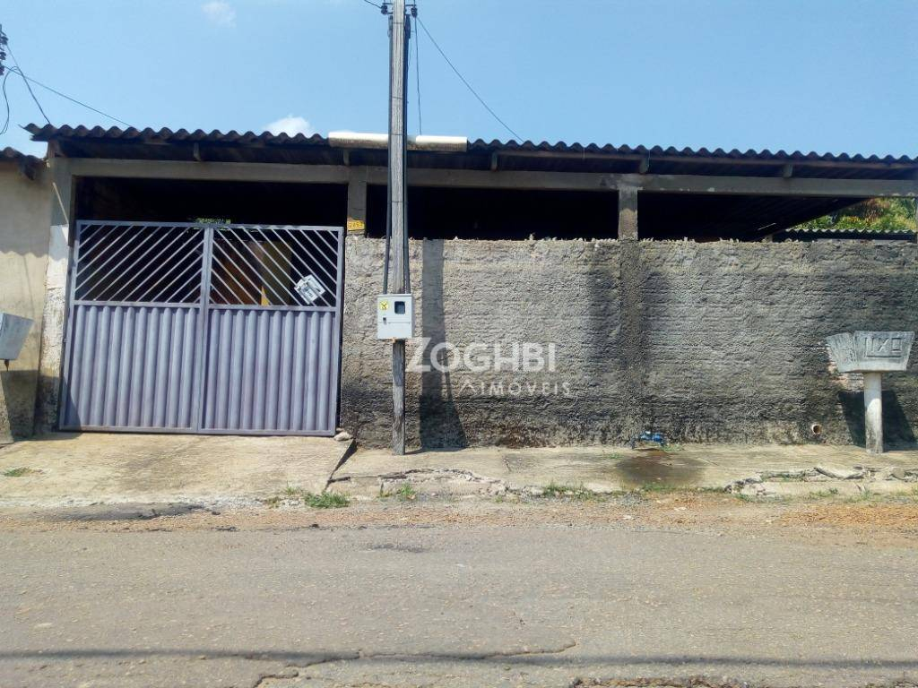 Casa residencial à venda, Castanheira, Porto Velho.