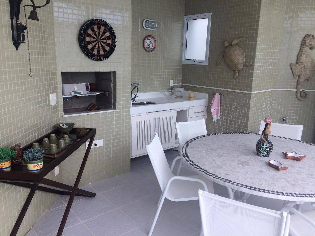 Cobertura 4 Dorm, Riviera de São Lourenço, Bertioga (CO0114) - Foto 9