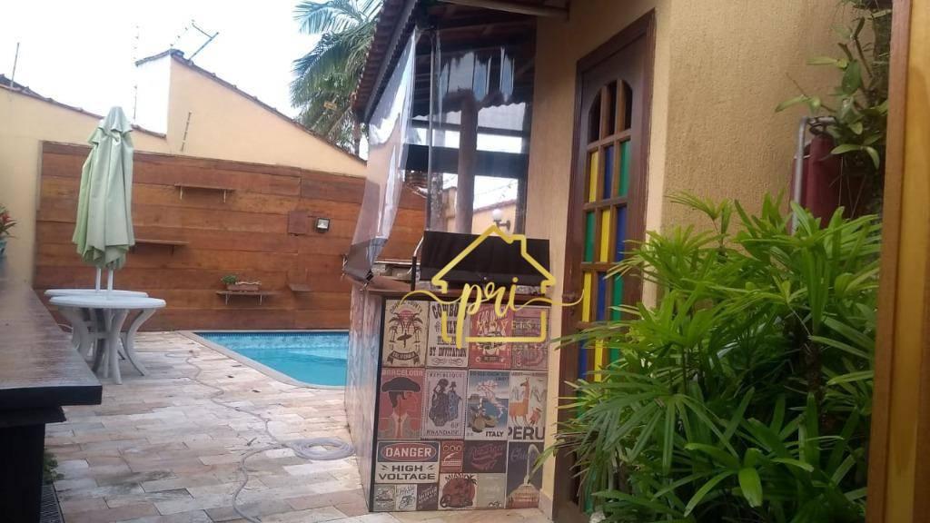 Casa à venda, 99 m² por R$ 480.000,00 - Balneário Flórida - Praia Grande/SP