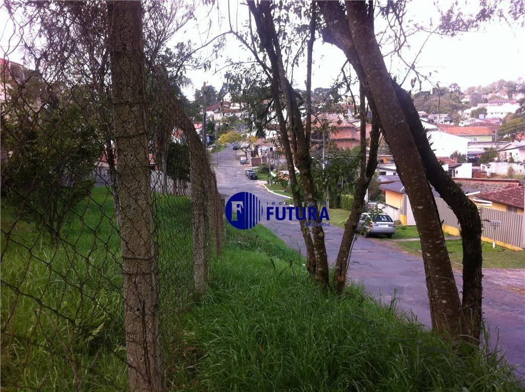 Terreno à venda em Vista Alegre, Curitiba - PR