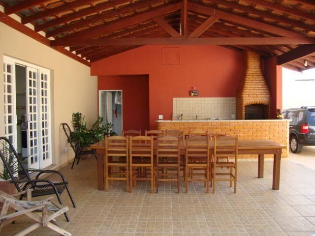 Casa 3 Dorm, Condomínio Campos do Conde, Paulinia (CA1594) - Foto 6