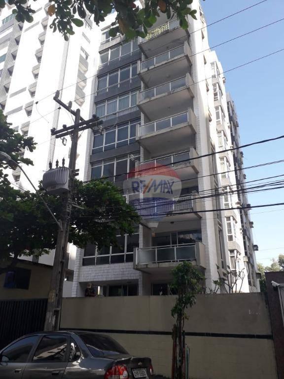 Rua Setubal - Apartamento amplo a 100 m da praia - ao lado da vila da aeronáutica