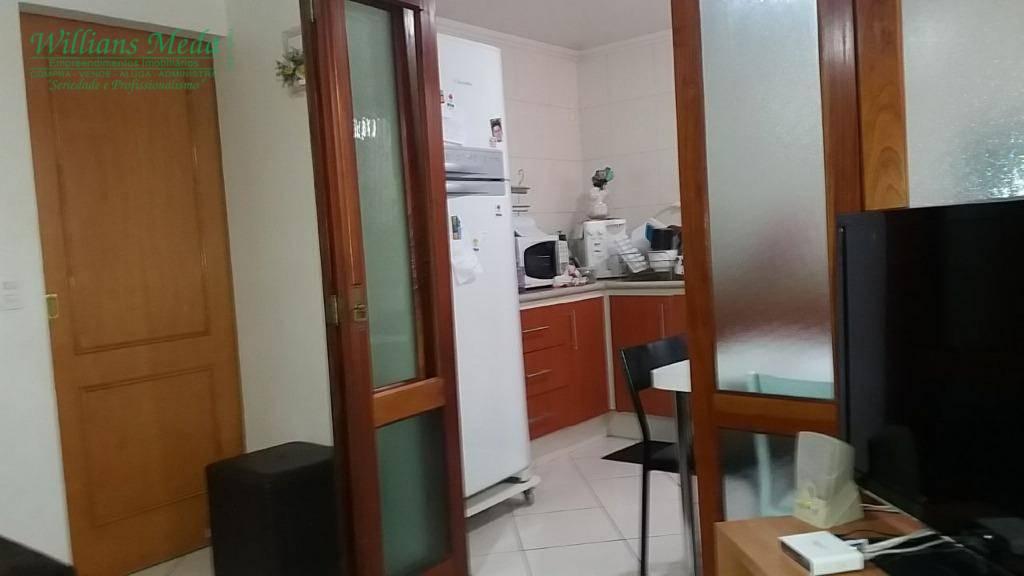 Apartamento Cecap Bahia, 3 dormitórios, 1 vaga , Parque Ceca