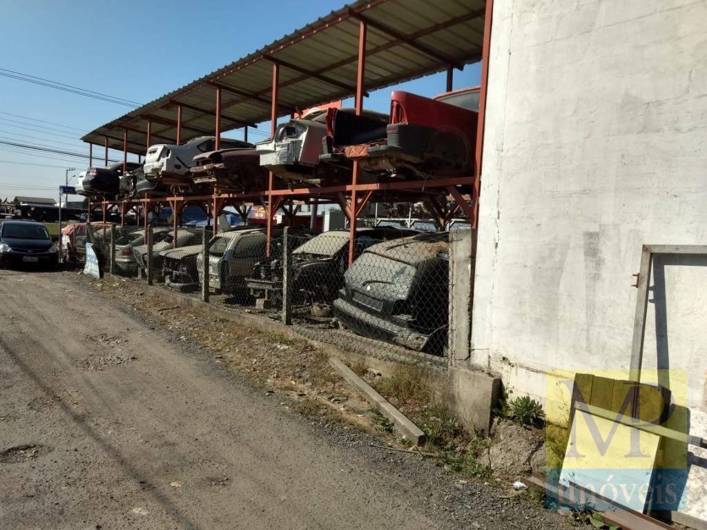 Ferro Velho à venda, Salseiros, Itajaí.