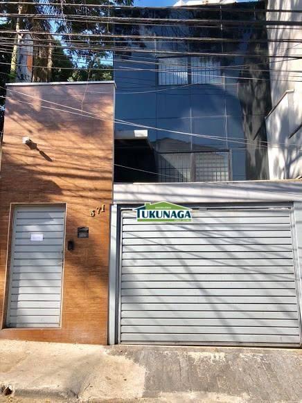 Prédio para alugar, 300 m² por R$ 9.000,00/mês - Vila Camargos - Guarulhos/SP