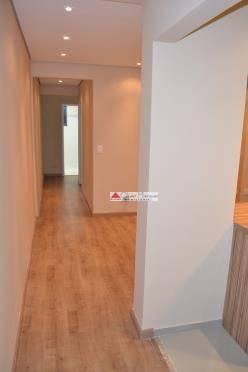 Apartamento com 2 dormitórios à venda, 65 m² por R$ 310.000  Avenida Flora, 493 - Jaguaribe - Osasco/SP