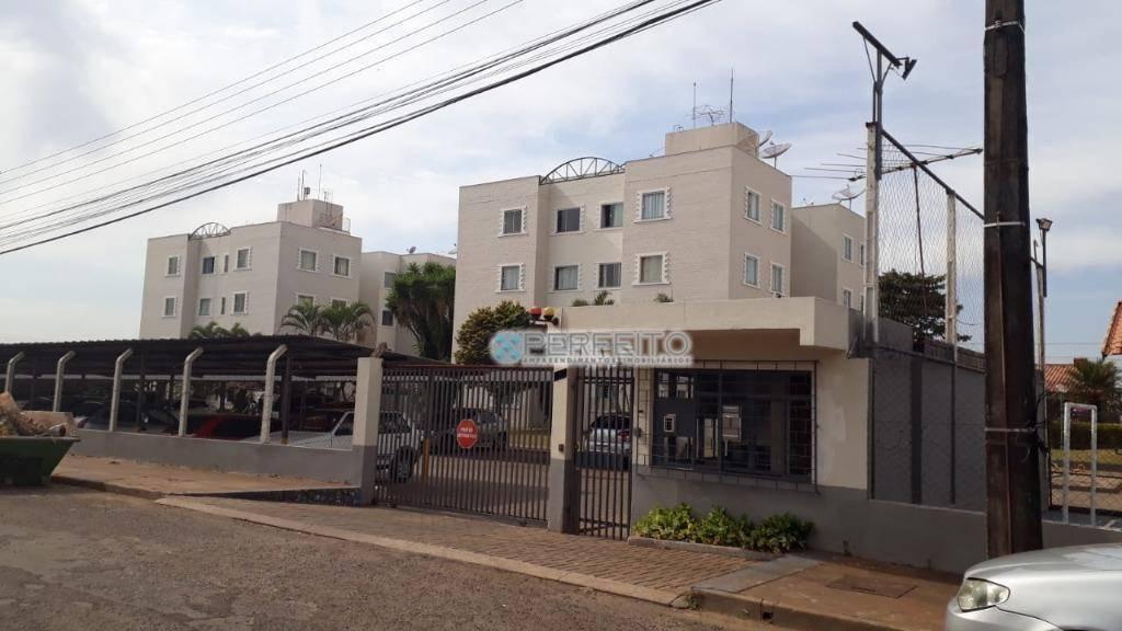Apartamento à venda em Rolândia, no Jardim Alto da Boa Vista