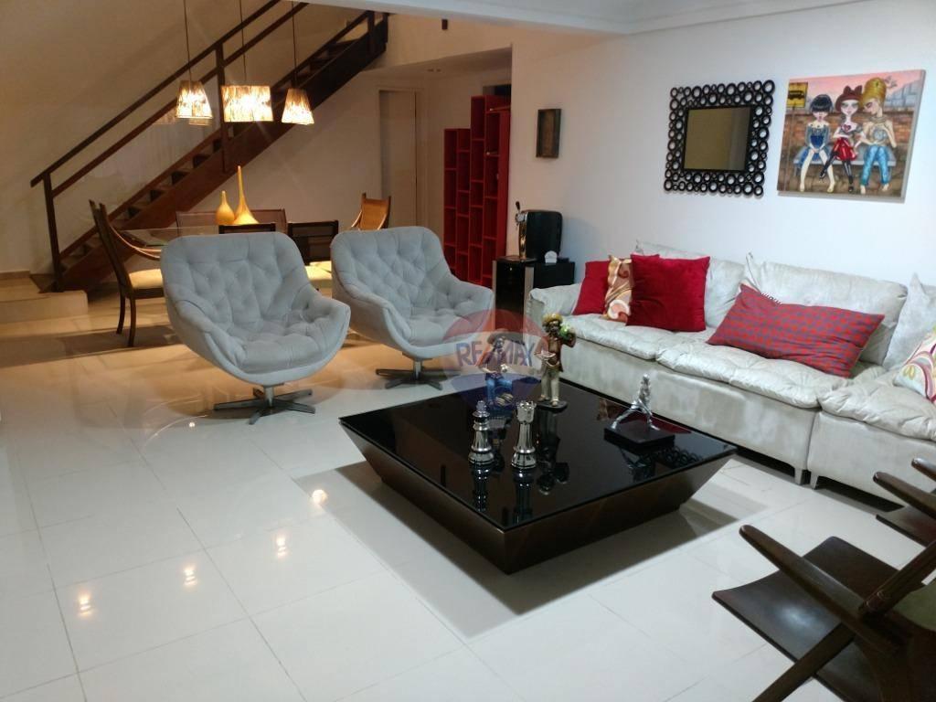 Casa em Aldeia, condomínio km 8, 5 quartos.