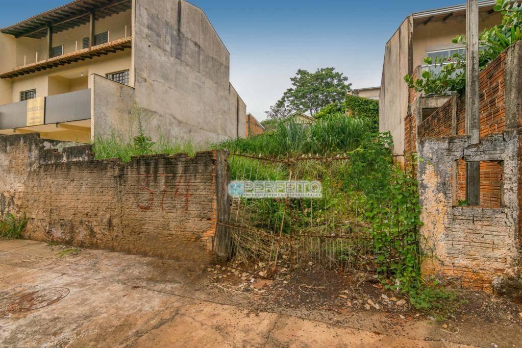 Terreno à venda em Londrina. 250 m² por R$ 180.000