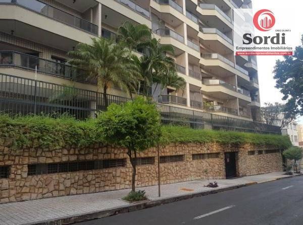 Apartamento à venda, 108 m² por R$ 420.000 - Centro - Ribeirão Preto/SP