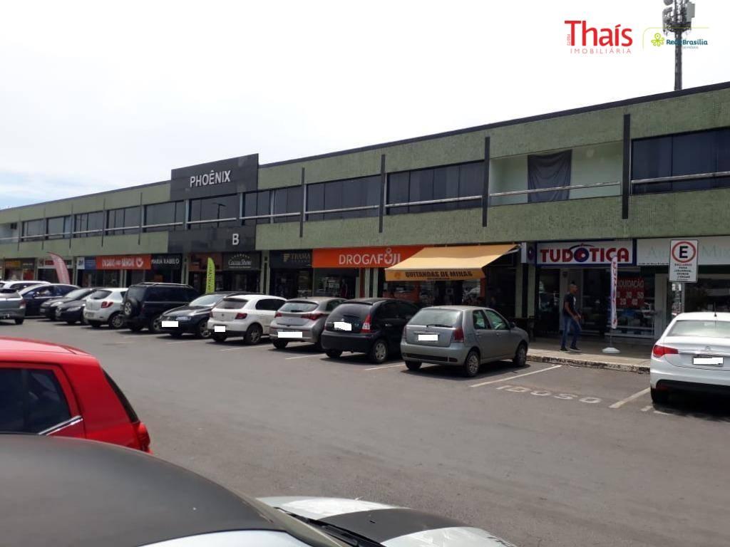 clsw 102 - phoenix - sudoestelocal privilegiado, ao lado de bancos, mercado, farmácia.sala com 01 banheiro....